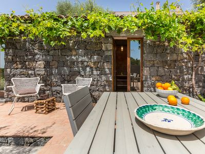 Photo for Sciaraviva, holiday cottage on Mt. Etna.
