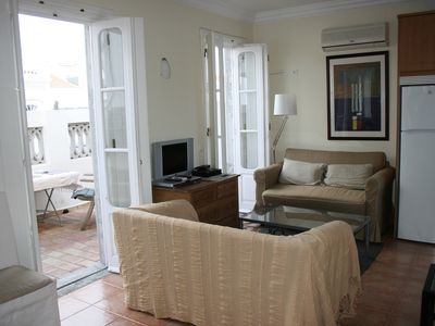 Photo for 1 bedroom apartment in center of Tavira ideal for a romantic get away.