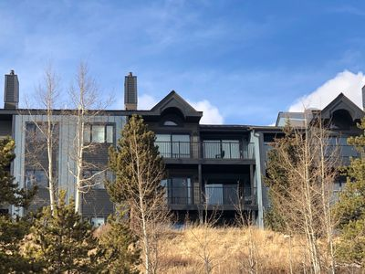 Photo for Sunny Lake View Condo In Rocky Mtns
