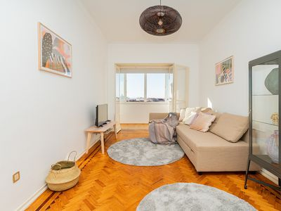 Photo for Apartment for 6 with charming decor