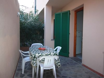 Photo for Central location with small terrace - Apartment Marina 1