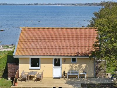 Photo for Vacation home Dalby Bugten in Mesinge - 2 persons, 1 bedrooms