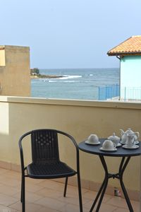 Photo for Vega apartment facing the sea Marzamemi