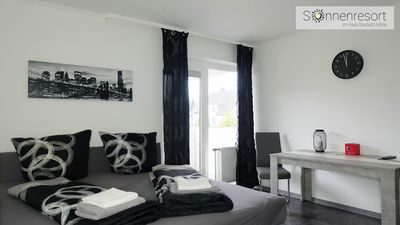Photo for Trendy apartment in the spa town of Bad Rothenfelde
