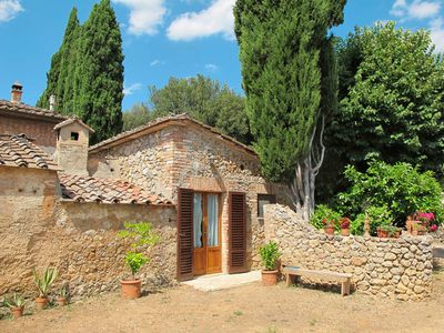 Photo for Apartment Il Triangolo  in Siena, Siena and surroundings - 2 persons, 1 bedroom