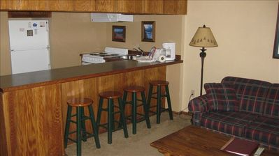 Photo for Cozy, Low Priced, 1 Bedrm Condo Overlooking Lake Dillon!
