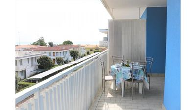 Photo for Superb Apartment with Sea View - Including Beach Place