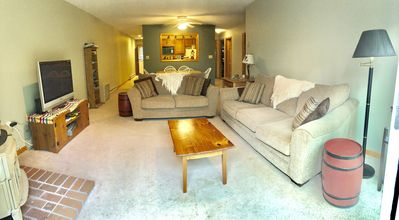 Photo for Condo minutes to North Conway Village, Cranmore, Story Land and Attitash!