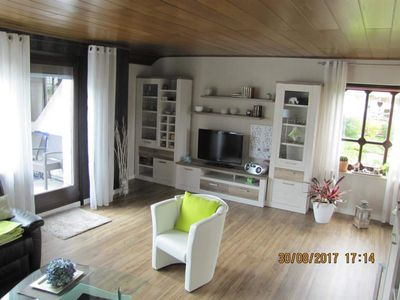 """Photo for Apartment with balcony - Apartment """"Traumpfadblick"""""""