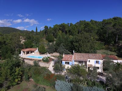 Photo for 4BR House Vacation Rental in Fayence, Provence-Alpes-Côte-D'Azur