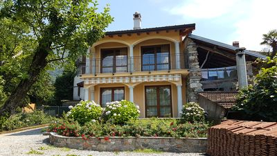 Photo for the Cascinetta. Villa with garden, ideal for relaxing.