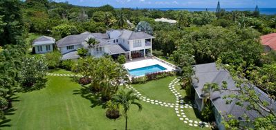 Photo for Villa Rose of Sharon  -  Near Ocean - Located in  Exquisite Sandy Lane with Private Pool
