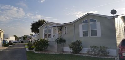 Photo for 2 Bed/2 Bath Home in Gated Community on San Carlos. Only 2 miles from Beach