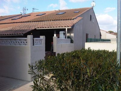 Photo for House in a small and well maintained gated community with pool near the sea
