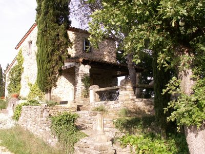 Photo for Farmhouse in the Gard Provencal