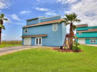 Photo for Coastal Casa at Lost Colony. Community pool, boardwalk to beach and gulf views