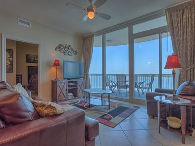 Photo for Bel Sole 902 Gulf Shores Waterfront Vacation Condo Rental - Meyer Vacation Rentals