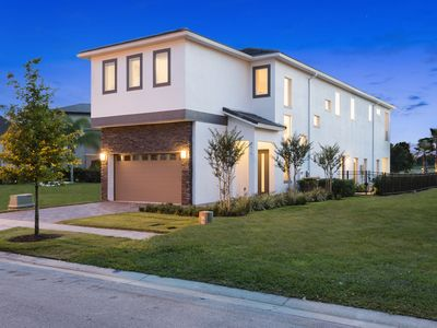 Photo for MUST SEE Ultimate, Modern Pool Home near Disney!