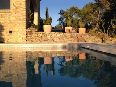 Photo for Beautiful property in one of the most beautiful villages of Provence: Gordes