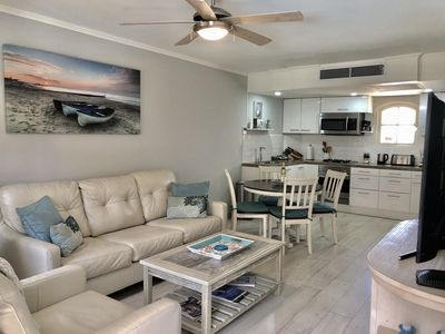 Photo for 5* modern Condo with a beach twist Oasis!!