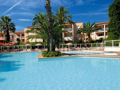 Photo for T2 apartment sea and mountains view - 2min from the beaches - Golfe Juan