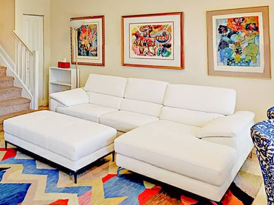 Photo for LUXURY OASIS TOWNHOUSE NEAR THE AIRPORT, BEACH, CRUISE PORT, CONVENTION CENTER.