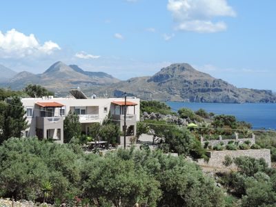 Photo for Wonderful view to Lybian sea,safety,traditional family atmosfaira,normal prices.