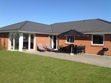 Family House near beaches, forrests and Aarhus