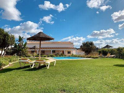 Photo for Penina Farmhouse, Sleeps 26 with Pool, Air Con and WiFi