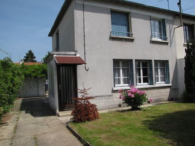 Photo for Semi-detached house near Orly
