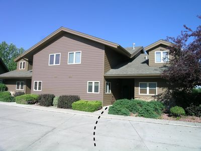 Photo for A Chalet ~ Wonderfully Appointed Townhome That Is Sure To Entice You to Red Lodge, MT!