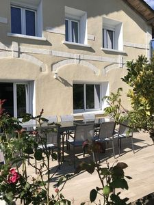 """Photo for THE GITE """"MIMOSA"""" - 4 BEDROOMS, UP TO 8 PEOPLE (134M²)"""