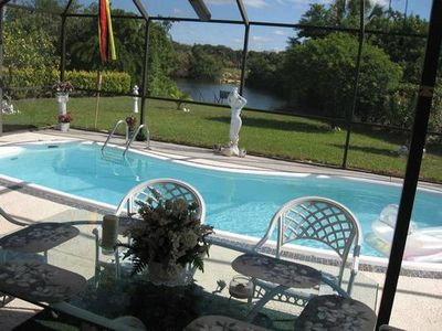 Photo for Holiday house Port Richey for 2 - 6 persons with 2 bedrooms - Holiday house