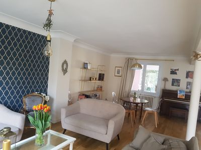 Photo for House in Nantes, near center, quiet with garden and courtyard well exposed.