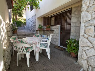Photo for Apartments Luka (67181-A2) - Mali Losinj - island Losinj