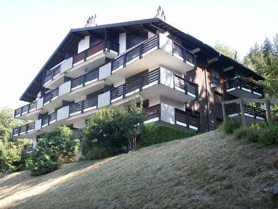 Photo for 2BR Apartment Vacation Rental in Ovronnaz, VS