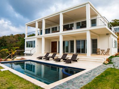 Casa Kahuna is a newly listed home with 4 bedrooms, 3 1/2 baths &  private pool