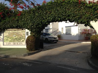 Photo for Los Dragos 18B Aloha Marbella 3 Beds Frontline Golf Close to Puerto Banus!!