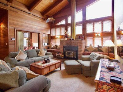 Photo for Newly renovated 4 bedrooms + loft. Minutes from ski Mtn & outdoor activities