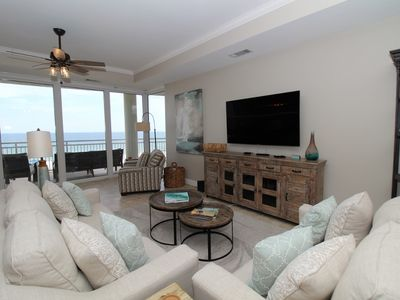 Photo for La Playa 202- Newly Listed Luxury Condo with Beach Front Views