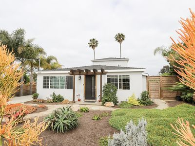 Photo for New-Remodeled Mid-Century Home in Encinitas