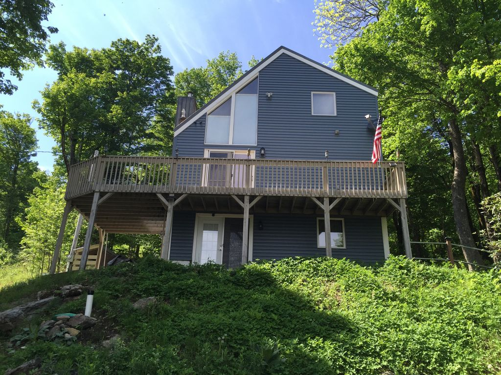 Spacious Mountain View Home Booking Fall Wi Vrbo