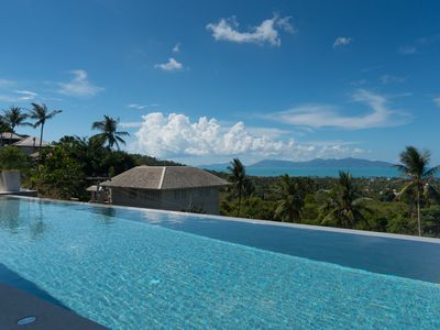 Photo for Luxury contemporary Villa with seaview