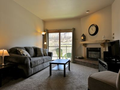 Photo for Newly Remodel! Modern Mountain Luxury. Walk To Lifts, Hiking & Biking!