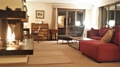 Photo for Lovely, spacious & comfortable apartment in central Klosters