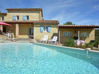 Photo for A traditional mas in the South of France, ideal for relaxing holidays