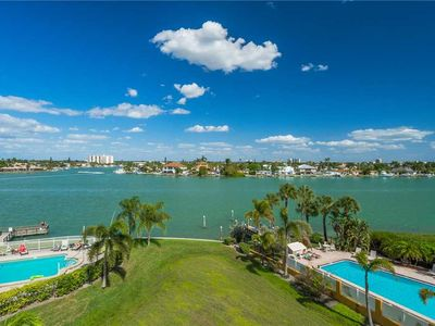 Photo for The Palms of Treasure Island 307, 2 Bedrooms, Bay Front, WiFi, Pool Access, Sleeps 6