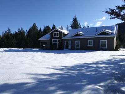 Photo for Beautiful 2400 sq. ft. rambler on 50 acres