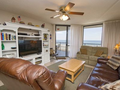 Photo for Gulf Front 2/2 ~ Sleeps 8 ~ Great Location ~ Phoenix VII 506 ~ Great Amenities !