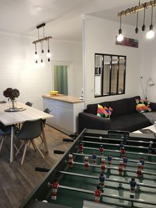 Photo for Relaxation in the city center - Foosball and change of scenery